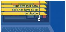 Data protection campaign visual © EU