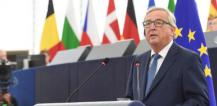 President Juncker delivering his State of the Union speech