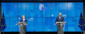 Main results of the European Council video conference