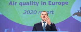 Marked improvement in Europe's air quality over past decade, fewer deaths linked to pollution