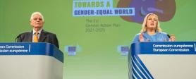 Gender Action Plan – putting women and girls' rights at the heart of the global recovery for a gender-equal world