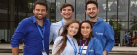 Erasmus+: a turning point in the lives of 5 million European students
