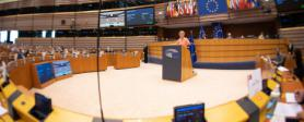 Plenary highlights: State of the EU, Covid-19, recovery plan