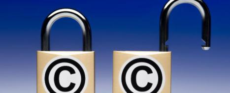 Copyright symbols on padlocks © EU