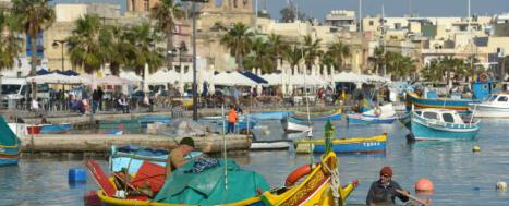 Fishing boats in Malta © EU