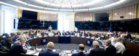 View of Commission College meeting © EU