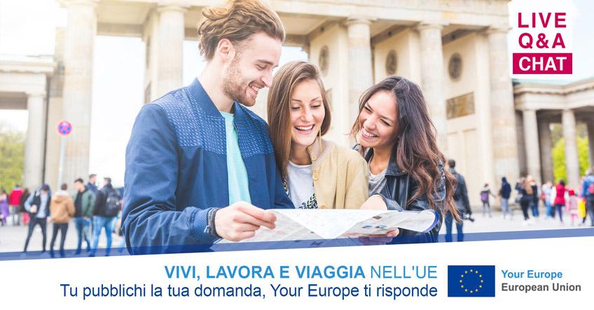 Soggiorno permanente (più di 5 anni) per i cittadini dell\'UE ...