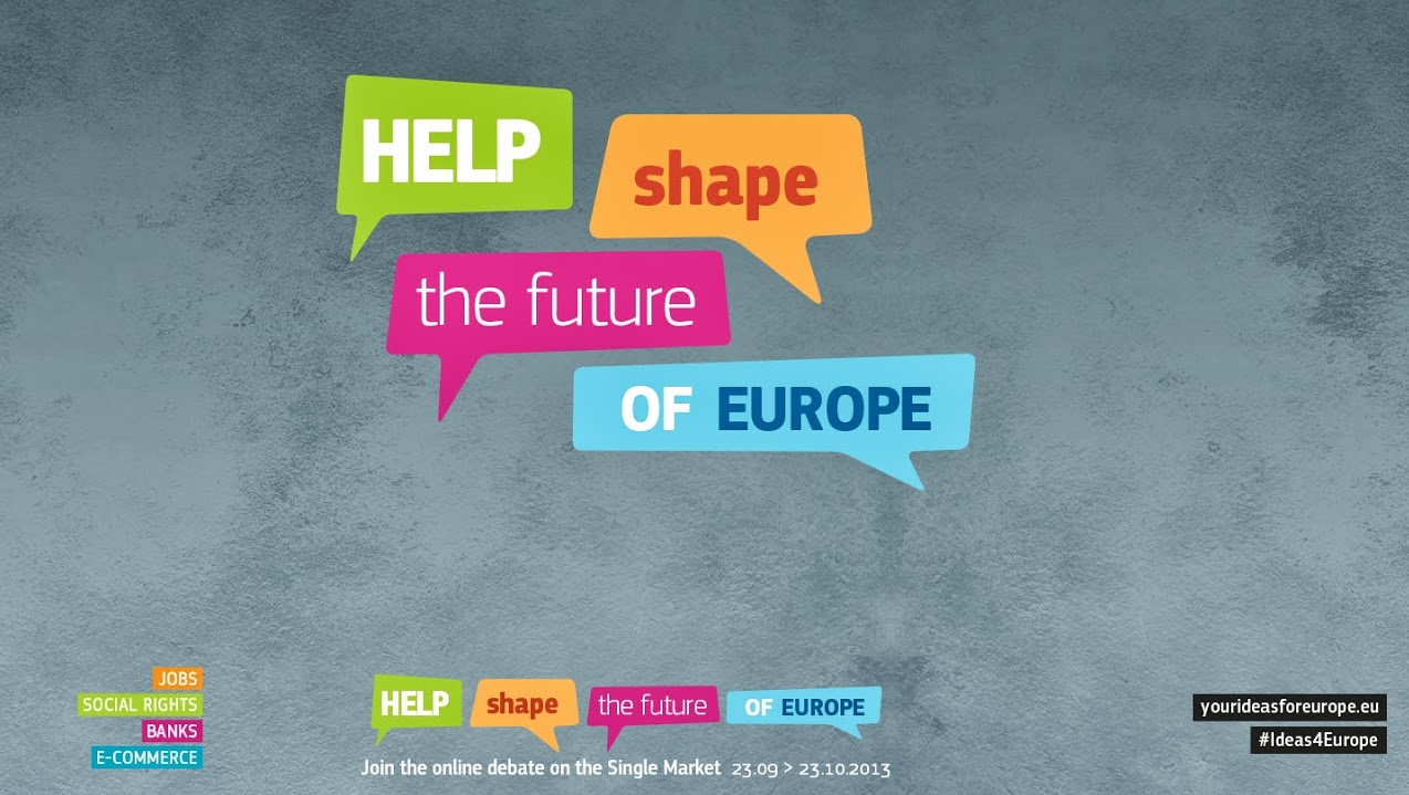 Your Ideas for Europe