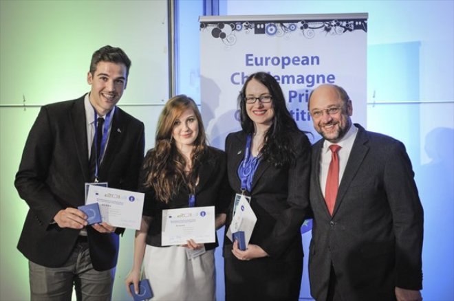 European Charlemagne Youth Prize 2013