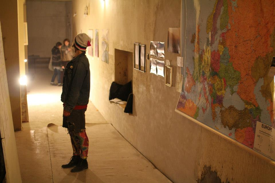 Youth exchange, 2012 © Pavel Jan