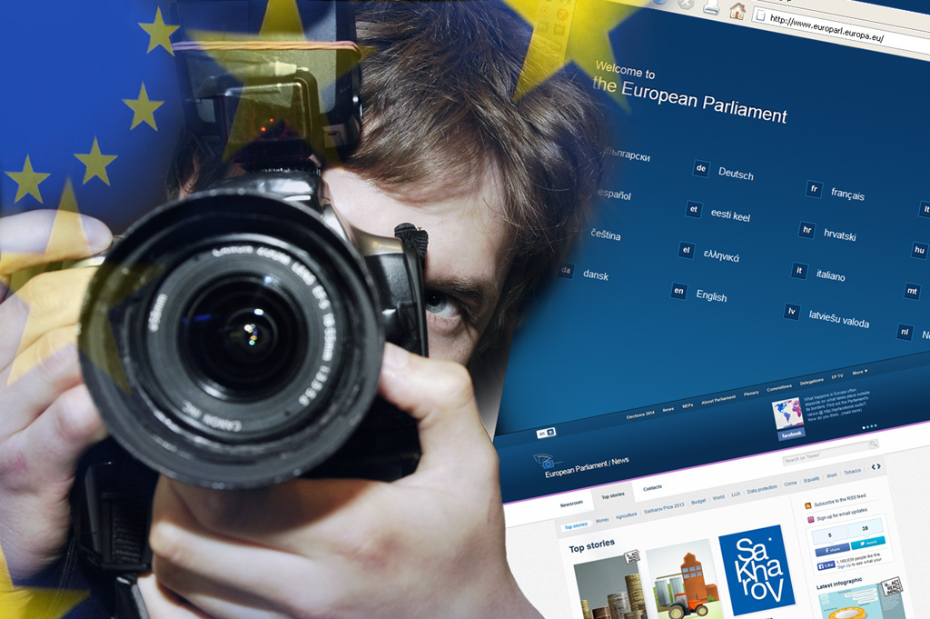 European Parliament photo competition