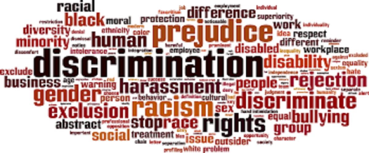 discrimination more common than you think european youth portal