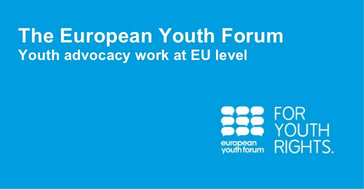 European Youth Forum Logo