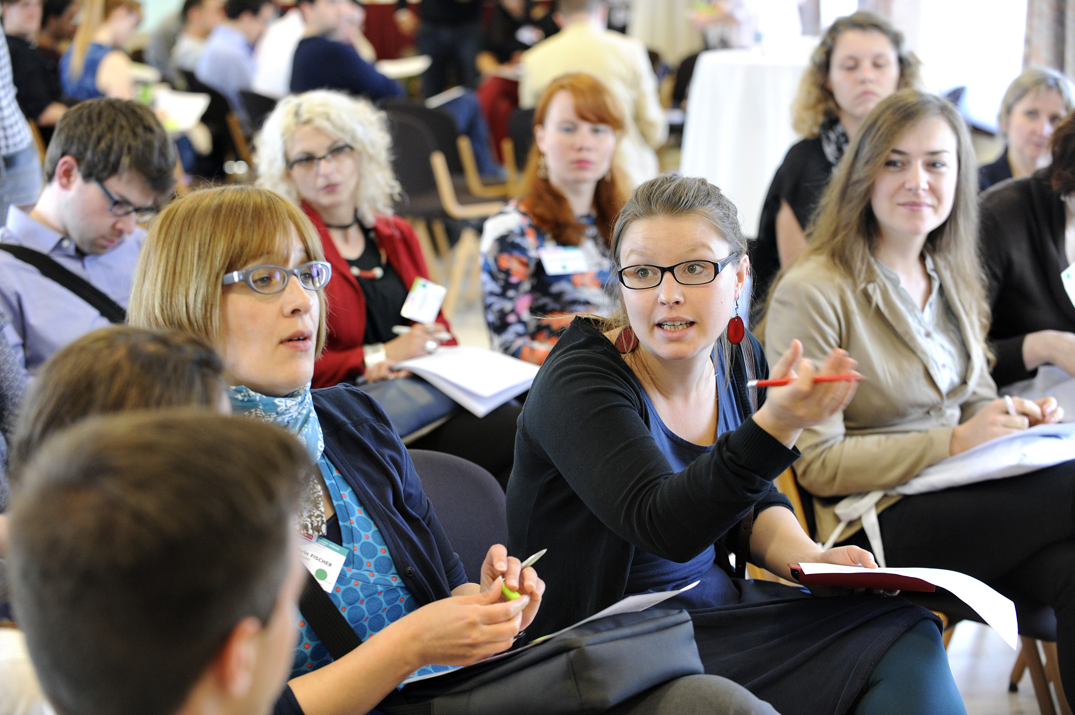 Structured Dialogue conference