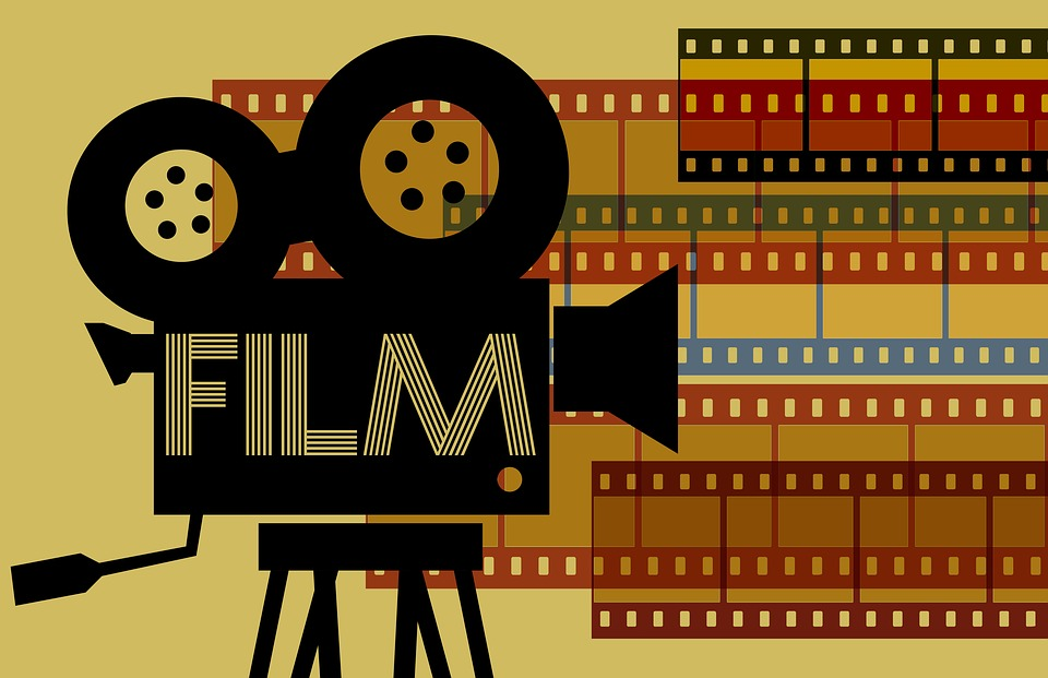the film and the machine that plays it