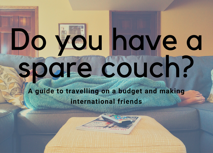Do you have a spare couch? | European Youth Portal
