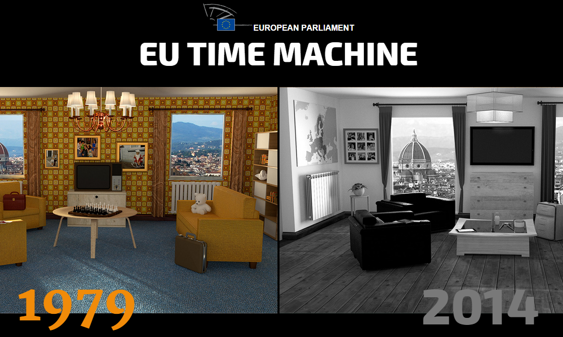 EU Time Machine, European Parliament