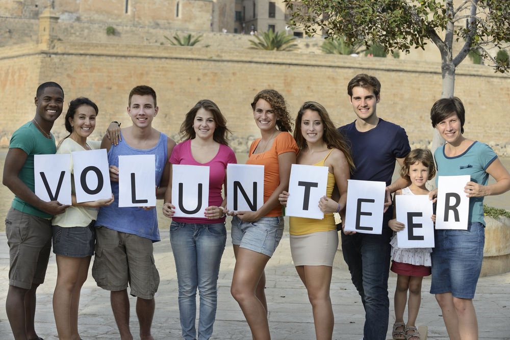 volunteering opportunity