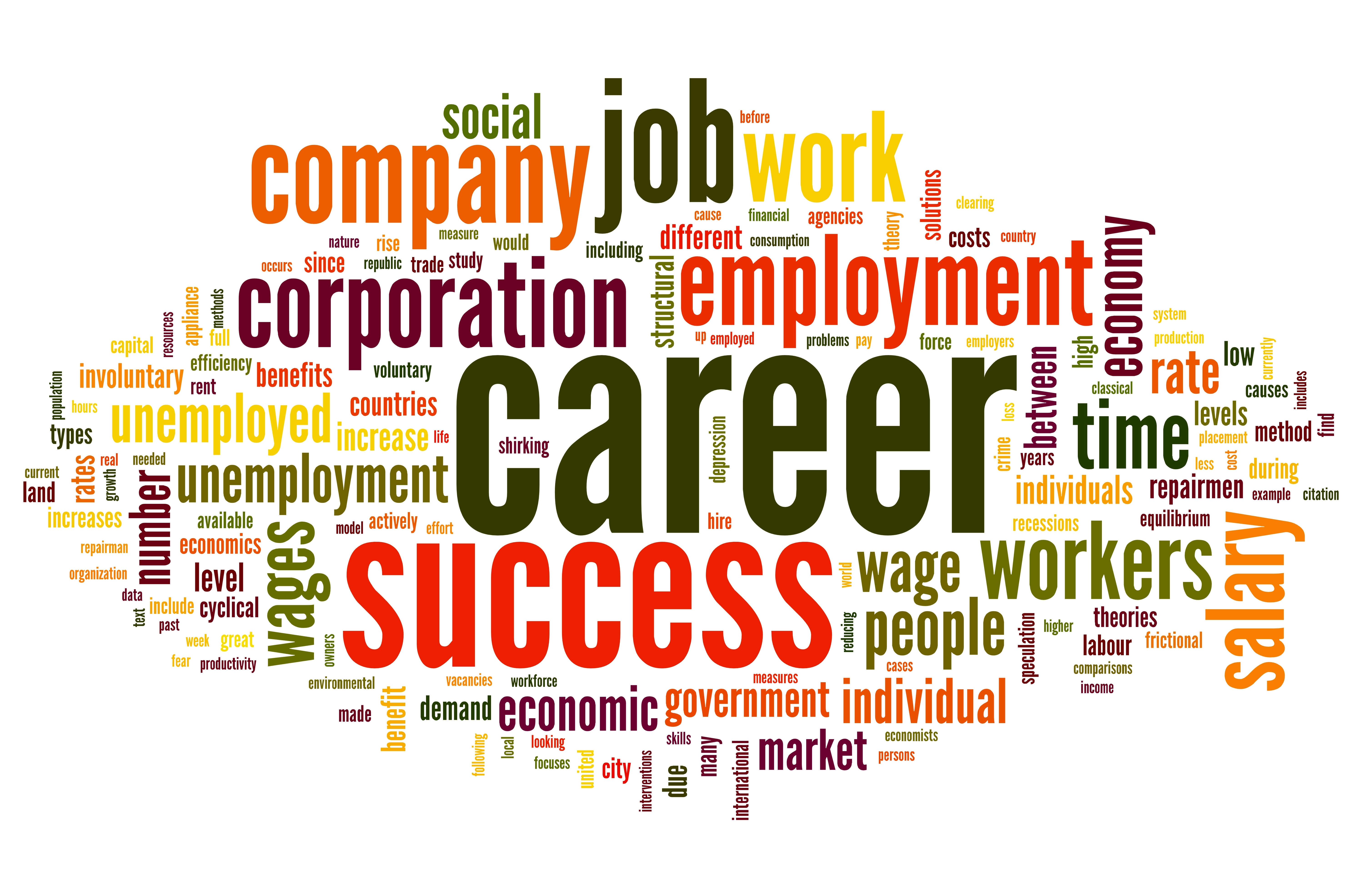 Work and employment: a selection of sites