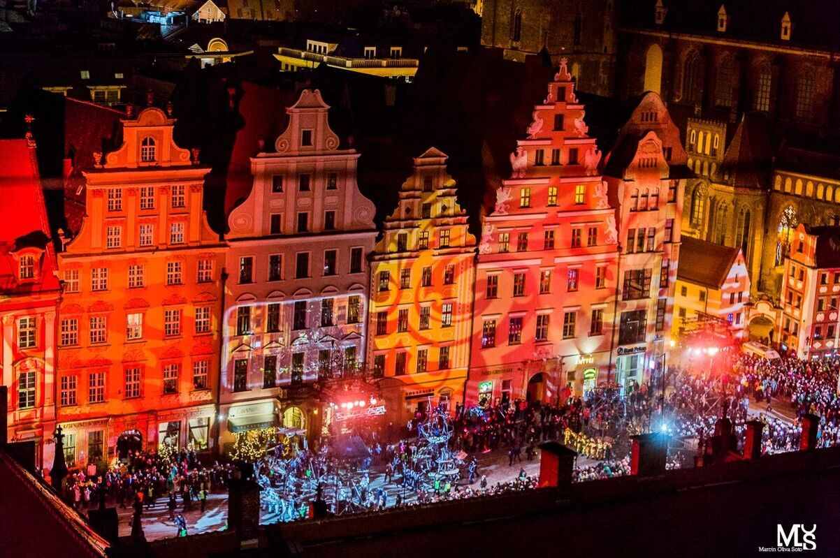 Wrocław has an exciting programmme for 2016