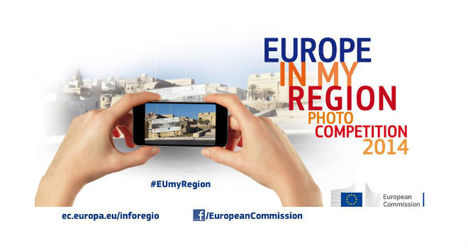Europe in my region 2014