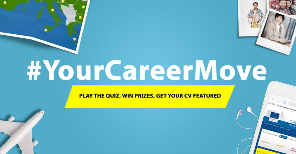#YourCareerMove: Play the quiz, win prizes, get your CV featured
