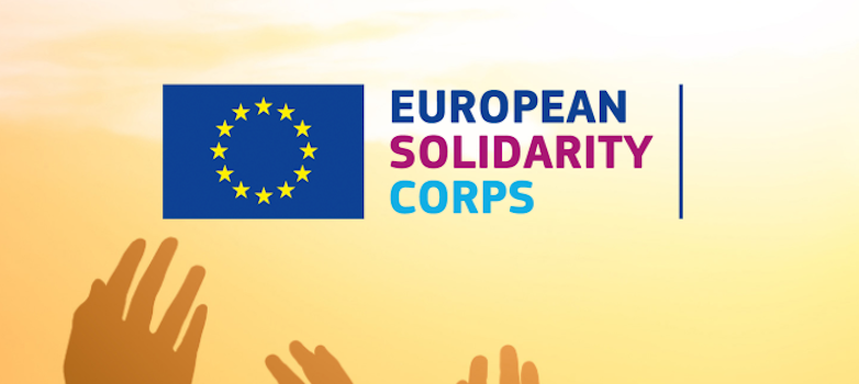 European Solidarity Corps Logo
