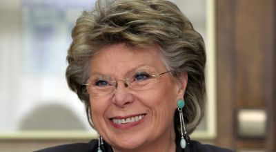 European Commission Vice-President Viviane Reding
